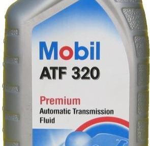 Mobil Atf 320 Купить