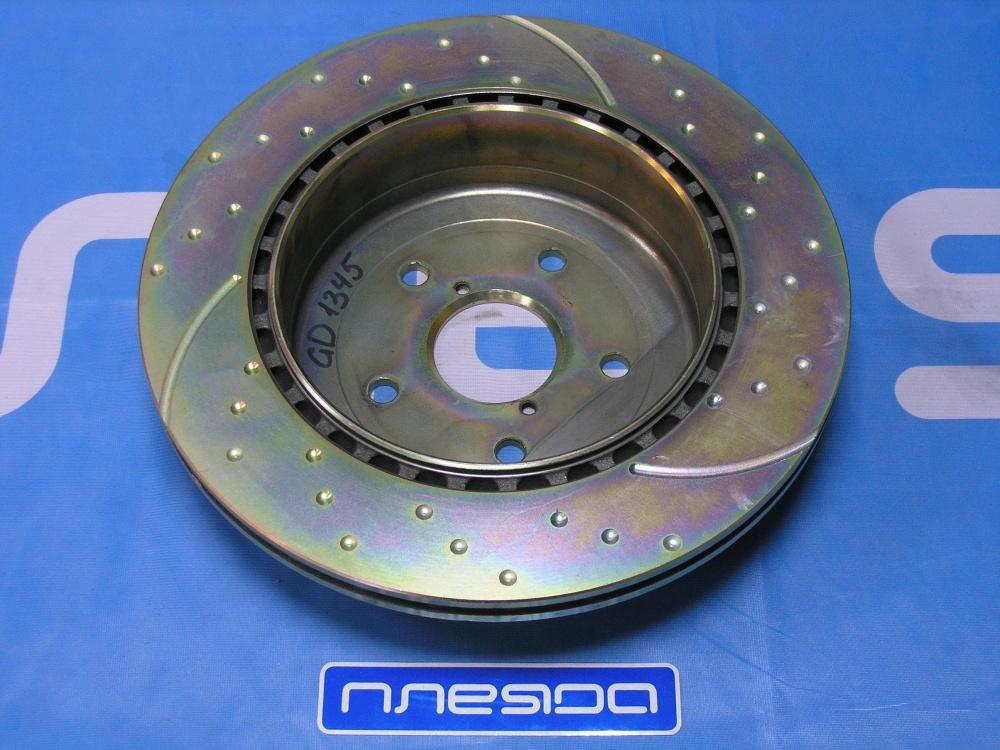 Subaru тормозной диск